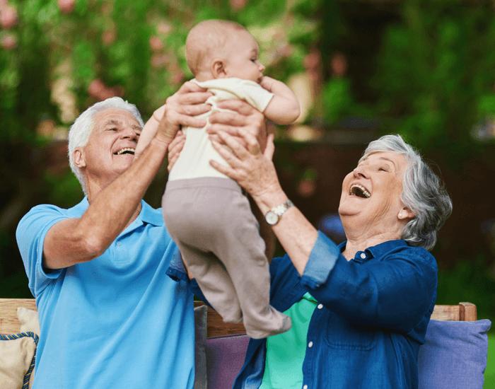 Nagyszülő-unoka DNS teszt